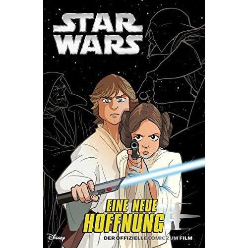 Star Wars Episode Iv Eine Neue Hoffnung Die Junior Graphic Novel Book On Onbuy