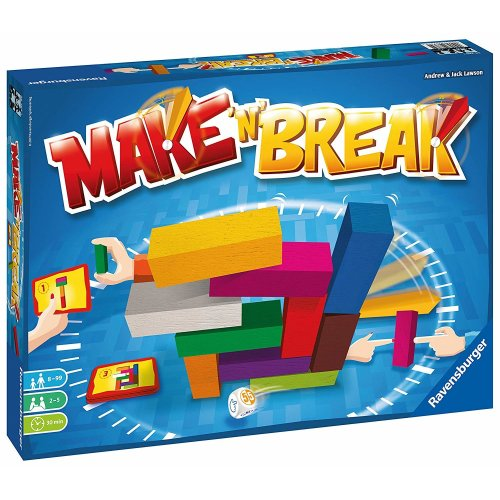 Ravensburger Make 'N' Break | Children's Building Game