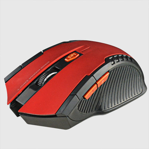 2.4G Wireless 6D Gaming Optical Mouse