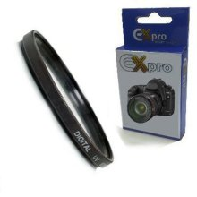 Ex-Pro 77mm UV Multi Coated Protector Lens Filter, Compatible with any 77mm Len