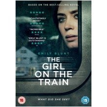 The Girl on the Train DVD | 2016 - Used