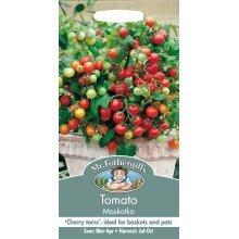 Mr Fothergills - Pictorial Packet - Vegetable - Tomato Maskotka - 20 Seeds