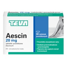 AESCIN - 90 tablets The drug for venous insufficiency