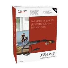 Hauppauge 610 USB Live 2 Analog Video Digitizer and Video Capture Device