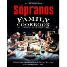 """The Sopranos"" Family Cookbook"