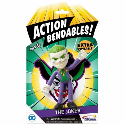 Action Figures - DC Comics - The Joker Bendable New ab-5013