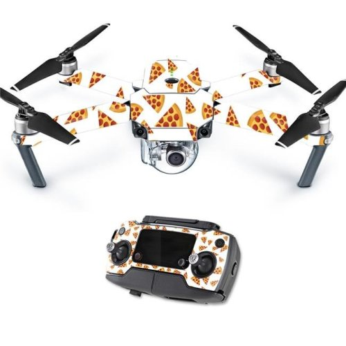 MightySkins DJMAVPRO-Body By Pizza Skin Decal Wrap for DJI Mavic Pro Quadcopter Drone Cover Sticker - Body By Pizza