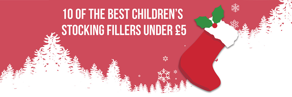 10 of the Best Children's Stocking Fillers Under £5