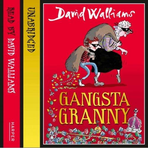 Gangsta Granny (Audio CD)