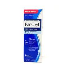 Panoxyl 4 Acne Creamy Wash, 6-Ounce