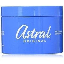 Astral Original Moisturising Cream 500ml (Pack of Two)