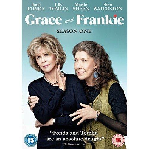Grace And Frankie Season 1 DVD [2016]