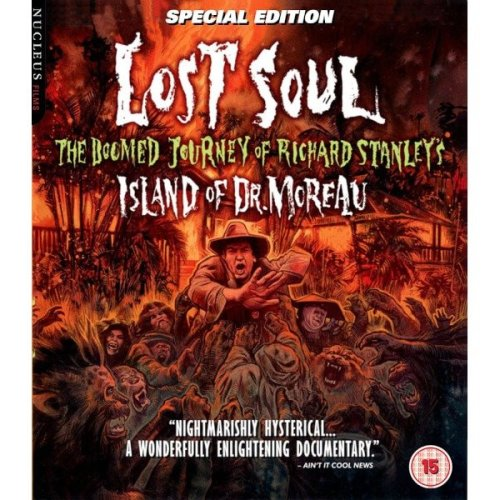 Lost Soul - The Doomed Journey Of Richard Stanleys Island Of Dr Moreau Blu-Ray [2016]