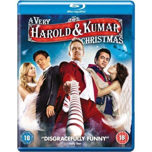 A Very Harold & Kumar Christmas Blu-Ray [2012]