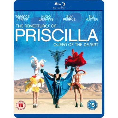 The Adventures Of Priscilla - Queen Of The Desert Blu-Ray [2013]
