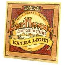 Ernie Ball Earthwood Extra-Light Acoustic Guitar Strings 10-50