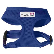 Doodlebone Harness Navy Blue Extra Small 28.5-39cm