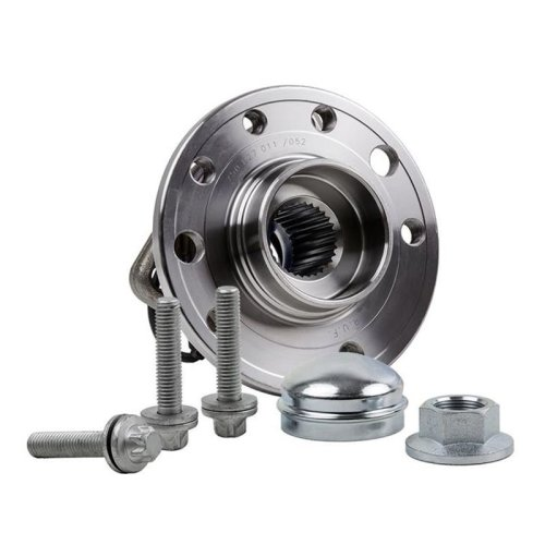 Saab 9-3 2002-2012 Front Hub Wheel Bearing Kit Inc Abs Sensor