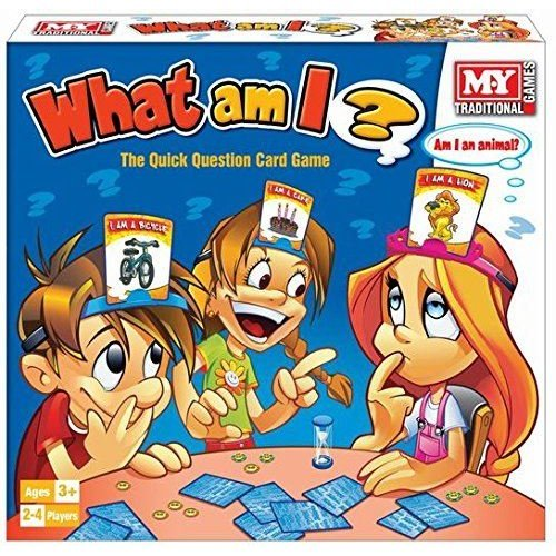 M.Y. What Am I? Guessing Game   Family Game