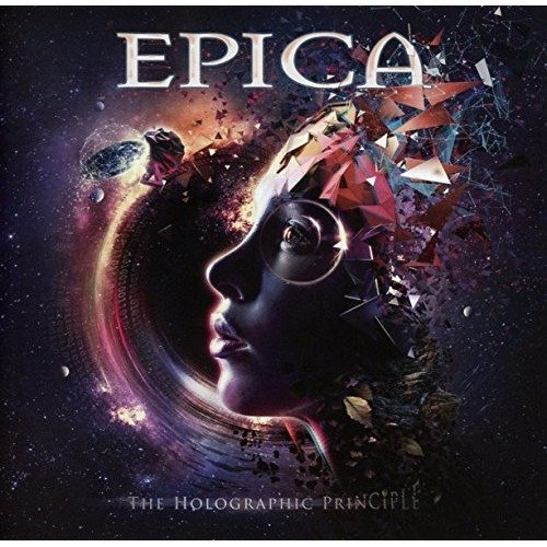 Epica - the Holographic Principle (2cd Digipack)