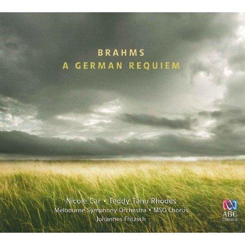Brahms - a German Requiem [CD]