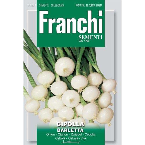 Franchi Seeds of Italy - DBO 42/1 - Onion - Blanca Barletta - Seeds