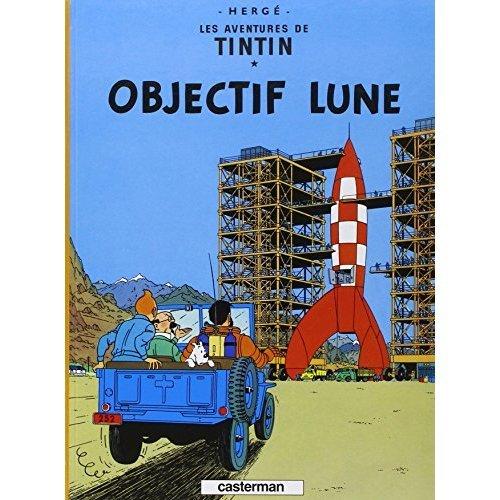 Objectif Lune (Les aventures de Tintin)