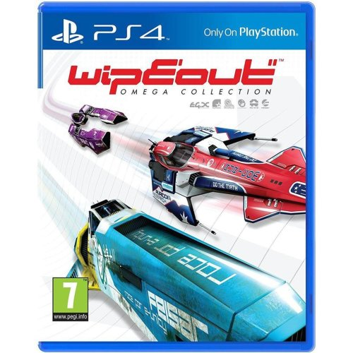 WipEout Omega Collection - Video Game - PS4