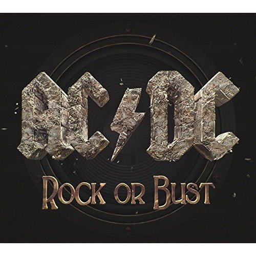 Ac/dc - Rock or Bust [CD]