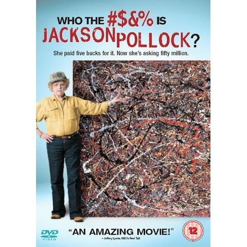 Who The #$&% Is Jackson Pollack DVD [2007]