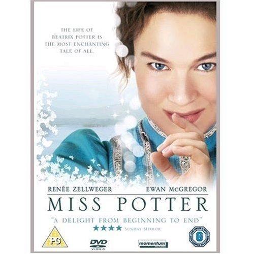 Miss Potter DVD [2007]