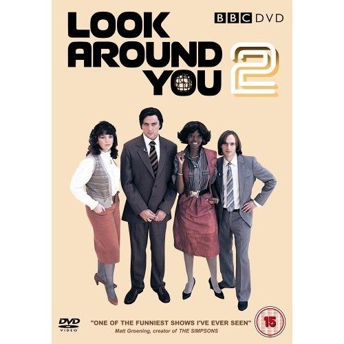 Look Around You Series 2 DVD [2006]