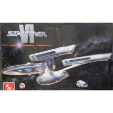 Star Trek The Undiscovered Country U.S.S. Enterprise Model Kit
