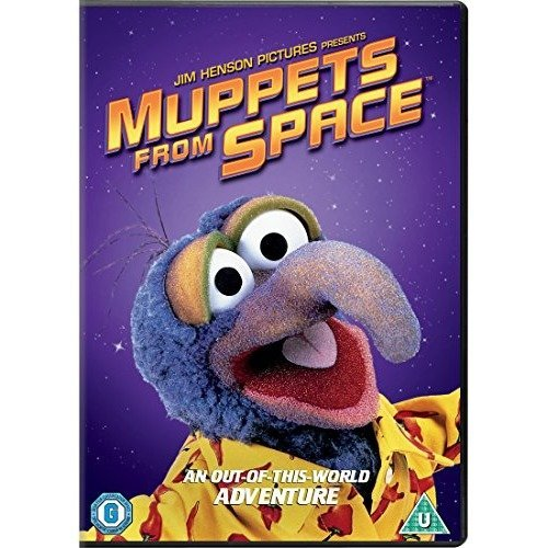 Muppets - Muppets From Space DVD [2014]