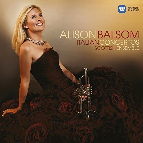 Alison Balsom - Italian Concertos [CD]
