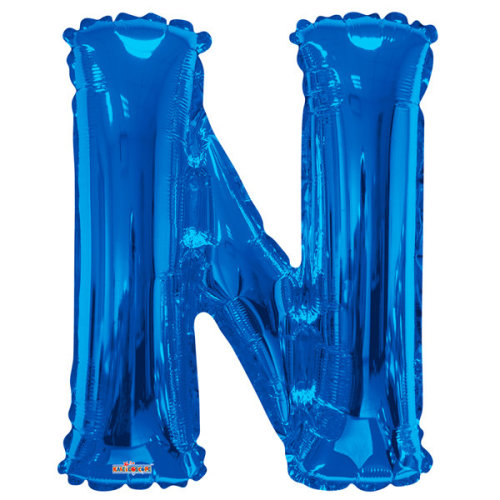 "Blue Letter I 34/"" Balloon Birthday Party Decorations"