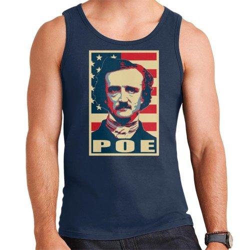 Edgar Allan Poe Pop Art Men's Vest