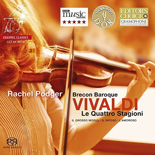 Rachel Podger - Vivaldi: Le Quattro Stagioni - The Four Seasons [CD]