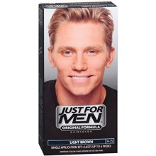 Just For Men Lt Brwn 25 Size 1ct Just For Men 25 Light Brown Haircolor