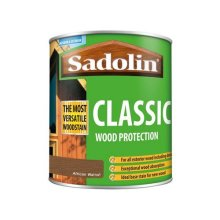 Sadolin 5028483 Classic Wood Protection African Walnut 1 Litre