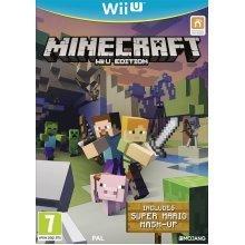 Minecraft Nintendo Wii U Edition - Used