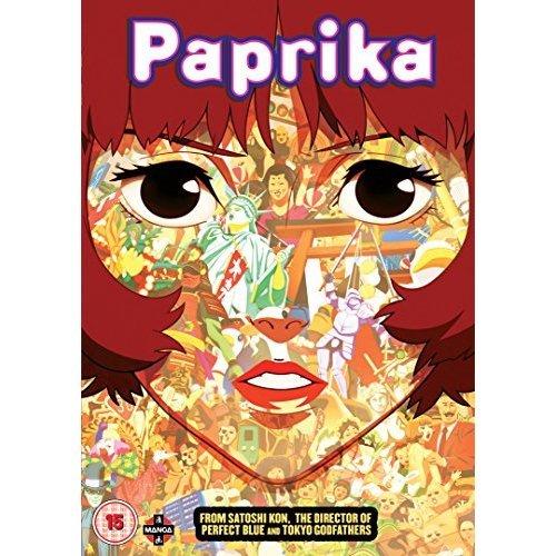 Paprika DVD [2018]
