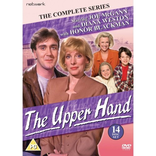 The Upper Hand Series 1 to 7 Complete Collection DVD [2014]