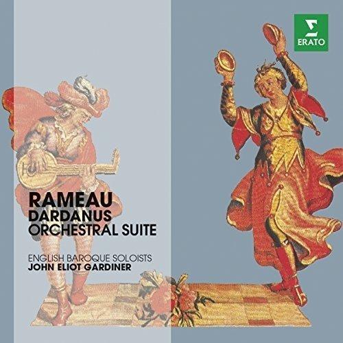 John Eliot Gardiner - Rameau: Dardanus suites [CD]