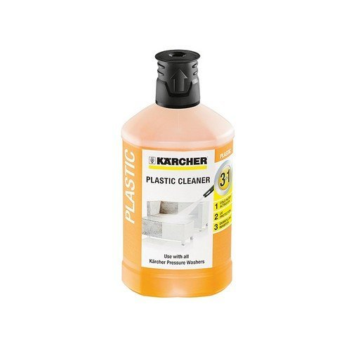 Karcher 6.295-758.0 Plastic Cleaner 3-In-1 Plug & Clean 1 Litre