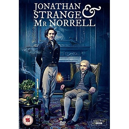 Jonathan Strange & Mr Norrell DVD [2015]