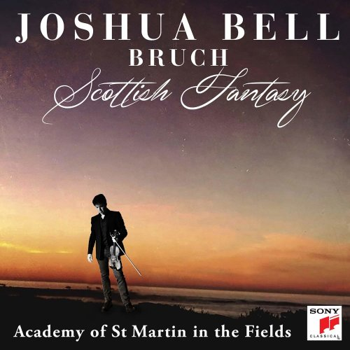 Joshua Bell - Bruch Scottish Fantasy [CD]