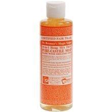 Dr Bronner Organic  Tea Tree Castile Liquid Soap 946 Ml
