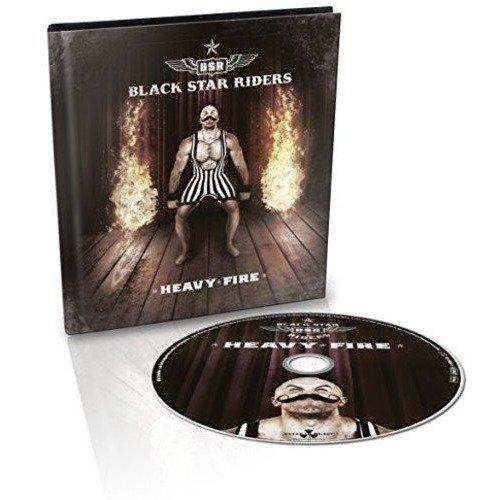 Black Star Riders - Heavy Fire [CD]