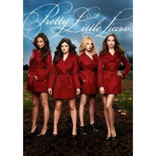 Pretty Little Liars Season 4 DVD [2014]